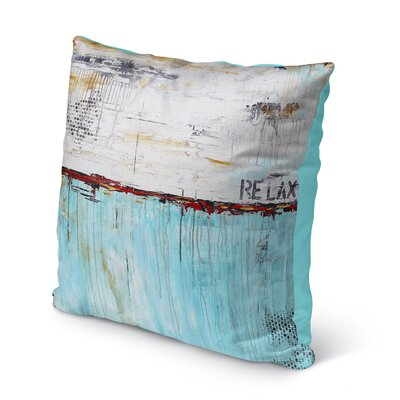 Charis Indoor/Outdoor Throw Pillow Size: 16 H x 16 W x 8 D