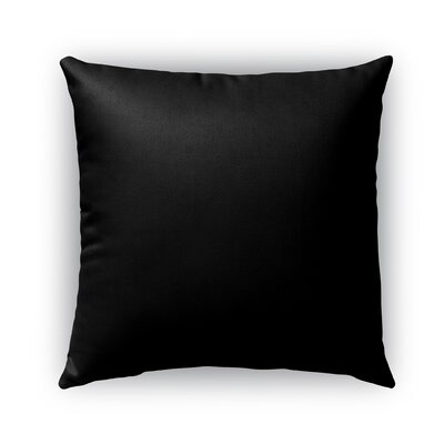 Bowmont Female Indoor/Outdoor Throw Pillow Size: 16 H x 16 W x 8 D