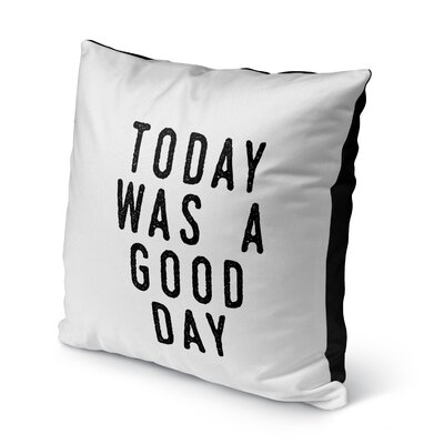 Charlize Indoor/Outdoor Throw Pillow Size: 16 H x 16 W x 8 D