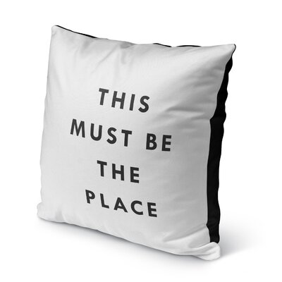 Chayne Indoor/Outdoor Throw Pillow Size: 16 H x 16 W x 8 D