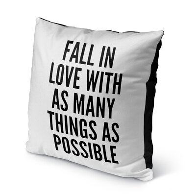 Renava Indoor/Outdoor Throw Pillow Size: 16 H x 16 W x 8 D