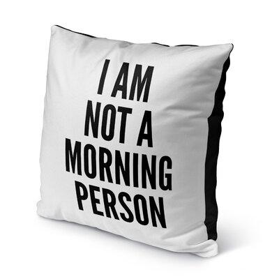 Arden Indoor/Outdoor Throw Pillow Size: 16 H x 16 W x 8 D