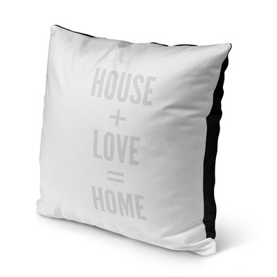 Durango Indoor/Outdoor Pillow Size: 16 H x 16 W x 8 D