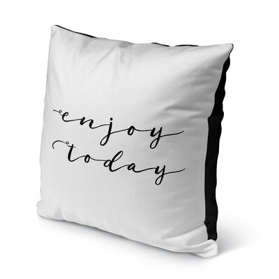 Charlena Indoor/Outdoor Throw Pillow Size: 16 H x 16 W x 8 D