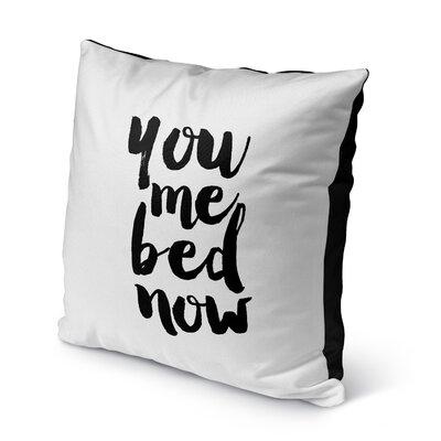 Metro Indoor/Outdoor Throw Pillow Size: 16 H x 16 W x 8 D
