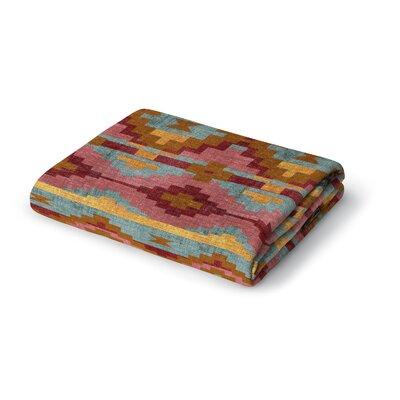 Eliana Woven Blanket Size: 60 W x 80 L