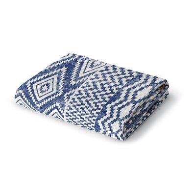 Eleonor Woven Blanket Size: 50 W x 60 L