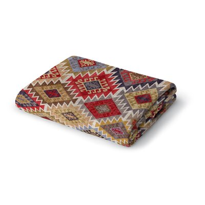 Chevell Woven Blanket Size: 50 W x 60 L