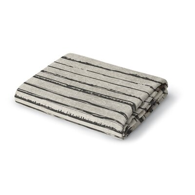 Quintana Woven Blanket Size: 60 W x 80 L