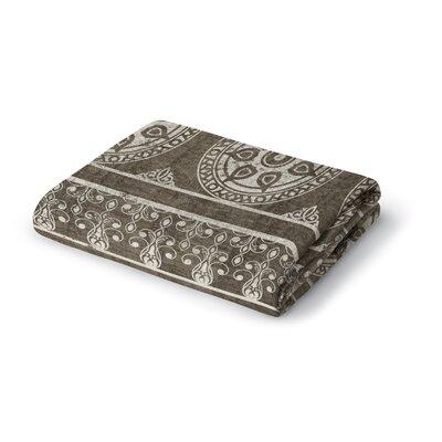 Duddleston Woven Blanket Size: 50 W x 60 L