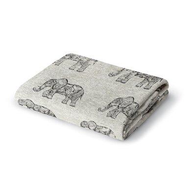 Netea Woven Blanket Size: 60 W x 80 L