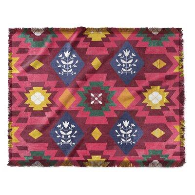 Ellery Woven Blanket Size: 60 W x 80 L