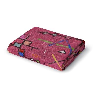 Celie Woven Blanket Size: 60 W x 80 L