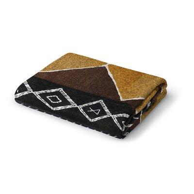 Cox Woven Blanket Size: 50 W x 60 L
