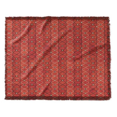 Crestview Woven Blanket Size: 60 W x 80 L