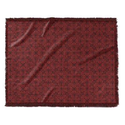 Crestwood Woven Blanket Size: 50 W x 60 L