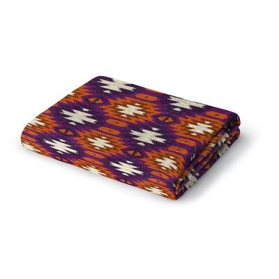Bentley Woven Blanket Size: 50 W x 60 L