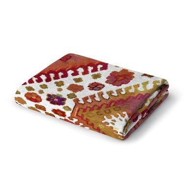 Fitzroy Woven Blanket Size: 60 W x 80 L