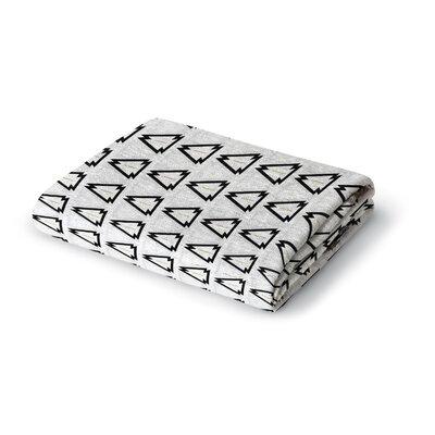 Danbury Woven Blanket Size: 50 W x 60 L