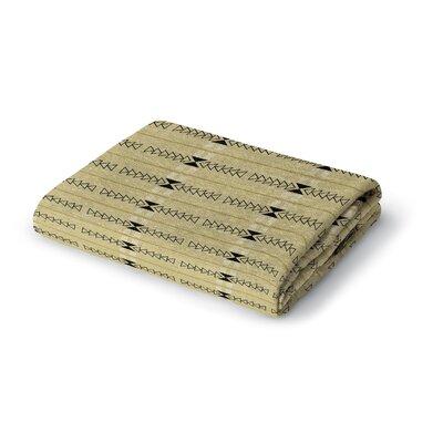 Daniela Woven Blanket Size: 50 W x 60 L