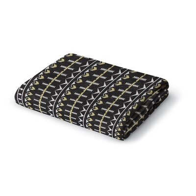 Elliana Wash Woven Blanket Size: 60 W x 80 L