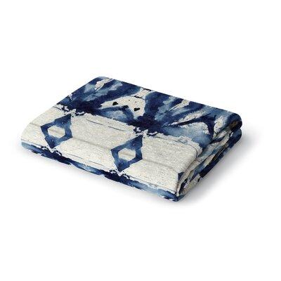 Florine Woven Blanket Size: 50 W x 60 L