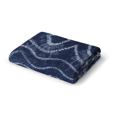 Declan Woven Blanket Size: 50 W x 60 L