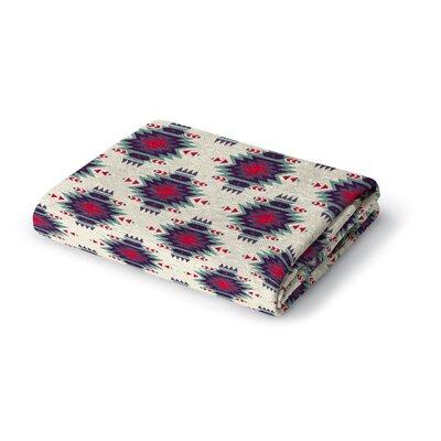 Gilma Woven Blanket Size: 50 W x 60 L