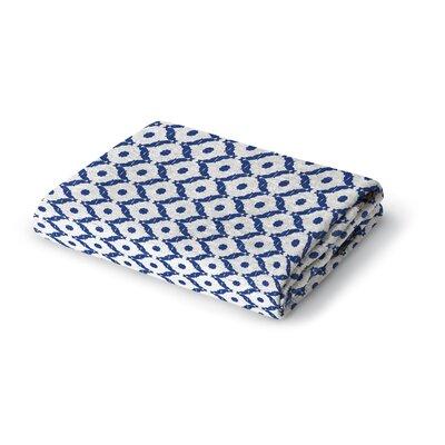 Ginnie Woven Blanket Size: 50 W x 60 L