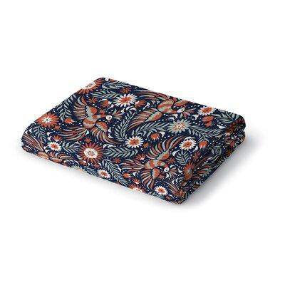 Glendora Woven Blanket Size: 60 W x 80 L