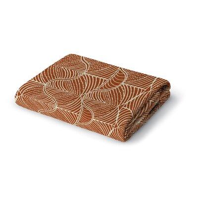 Dillon Woven Blanket Size: 50 W x 60 L
