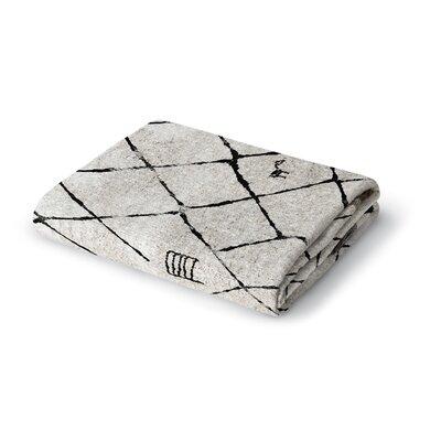 Dobson Woven Blanket Size: 50 W x 60 L