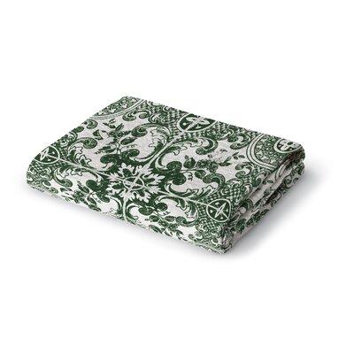 Elvire Tile Woven Blanket Size: 60 W x 80 L
