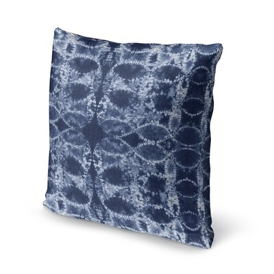 Frederica Square Throw Pillow By Terri Ellis