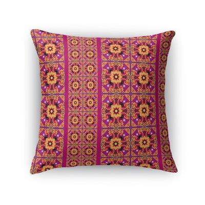 Georgeanna Throw Pillow Size: 18 x 18