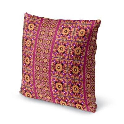 Georgeanna Throw Pillow Size: 16 x 16