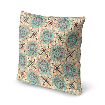 Galleria Bloom Accent Throw Pillow Size: 16 x 16