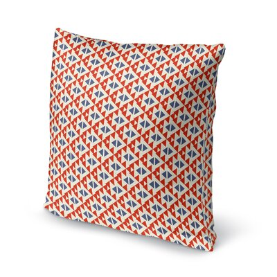 Denning Accent Throw Pillow Size: 16 x 16