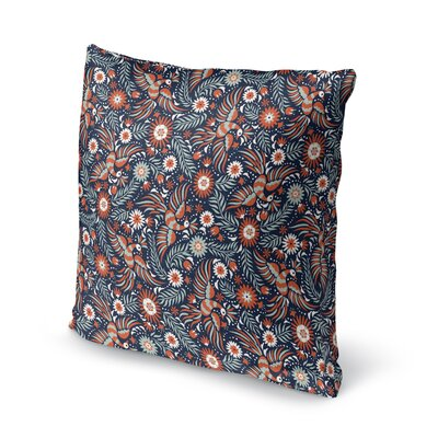 Glendora Accent Throw Pillow Size: 24 x 24