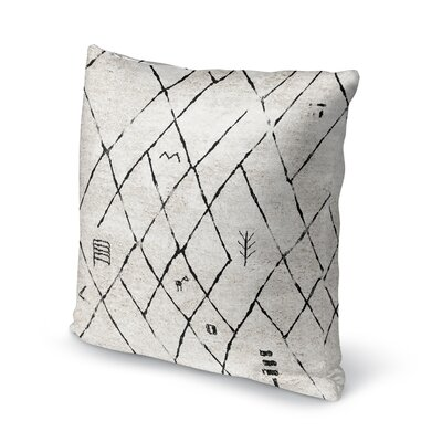 Dobson Accent Throw Pillow Size: 18 x 18
