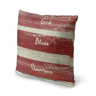 Tonya Accent Throw Pillow Size: 16 x 16