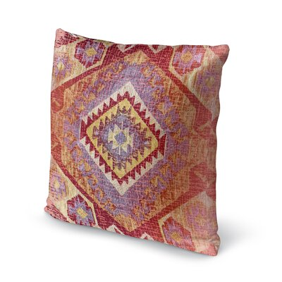 Felica Accent Throw Pillow Size: 18 x 18