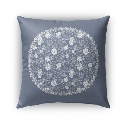 Nunda Floral Indoor/Outdoor Throw Pillow Size: 16 x 16