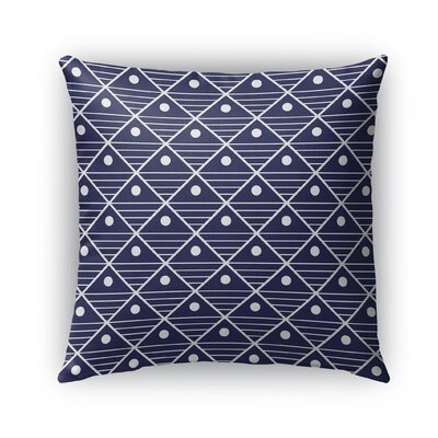 Cora Indoor/Outdoor Throw Pillow Size: 16 x 16