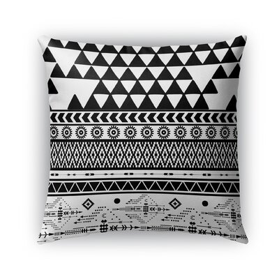 Cowan Outdoor Throw Pillow Size: 18 x 18