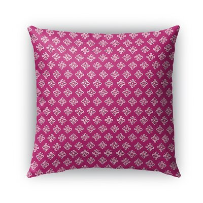 Helmetta Indoor/Outdoor Throw Pillow Size: 16 x 16