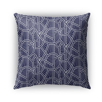 Corinne Indoor/Outdoor Throw Pillow Size: 18 x 18