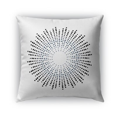 Geometric Indoor/Outdoor Throw Pillow Size: 18 x 18