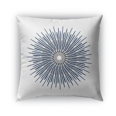 Sun Indoor/Outdoor Throw Pillow Size: 18 x 18
