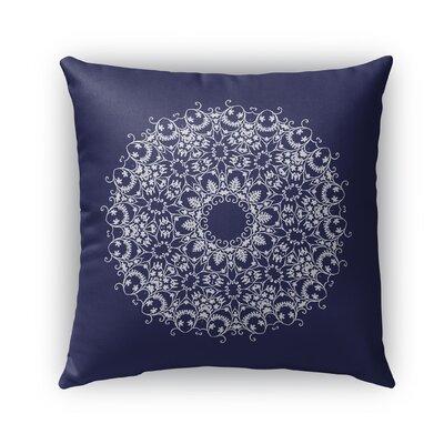 Galleria Outdoor Throw Pillow Size: 18 x 18